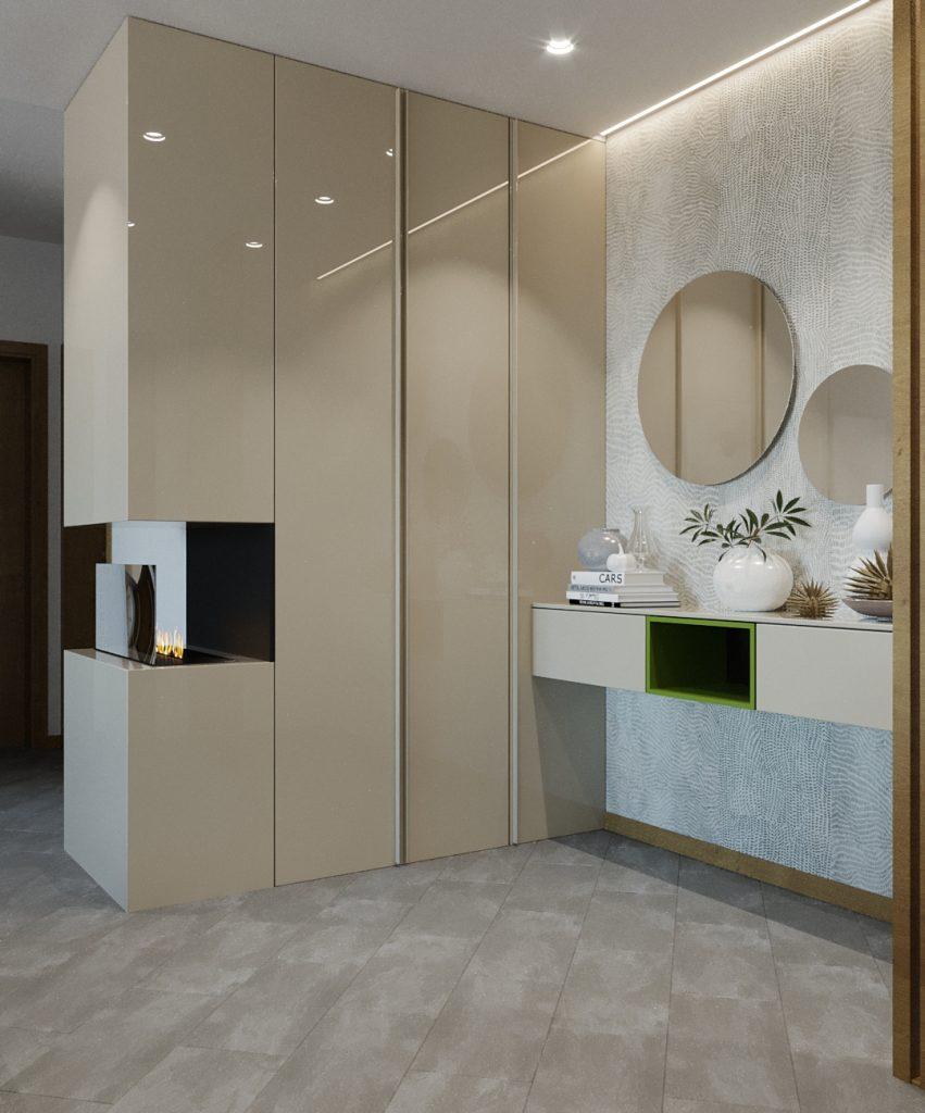 restyling salotto Udine